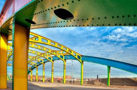 Howard Street Bridge, Baltimore