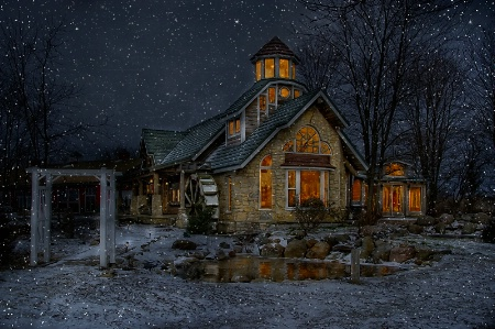 Warmth of a Winter Night