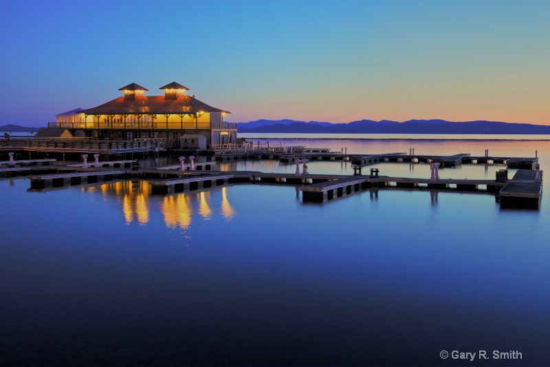 Lake Champlain Twilight