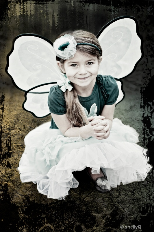 Cali the Forest Fairy