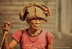 Dayak old woman