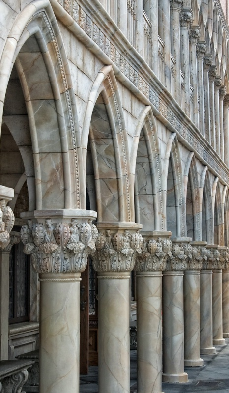 Arches and Columns