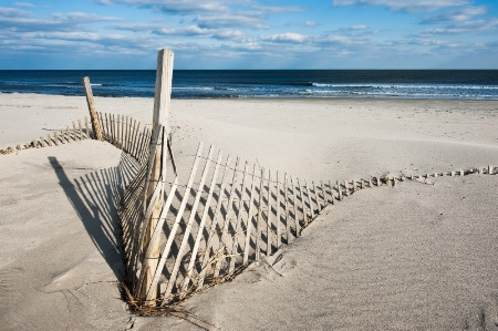Dune Crest Fence