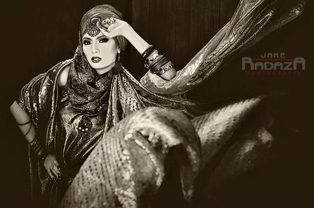 Monochrome Gypsy