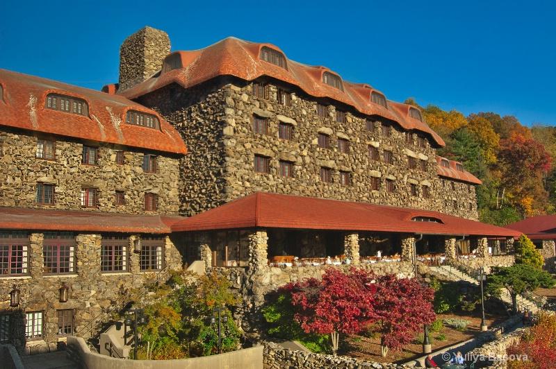 Grove Park Inn Resort and Spa<p> - ID: 12694615 © Yulia Basova