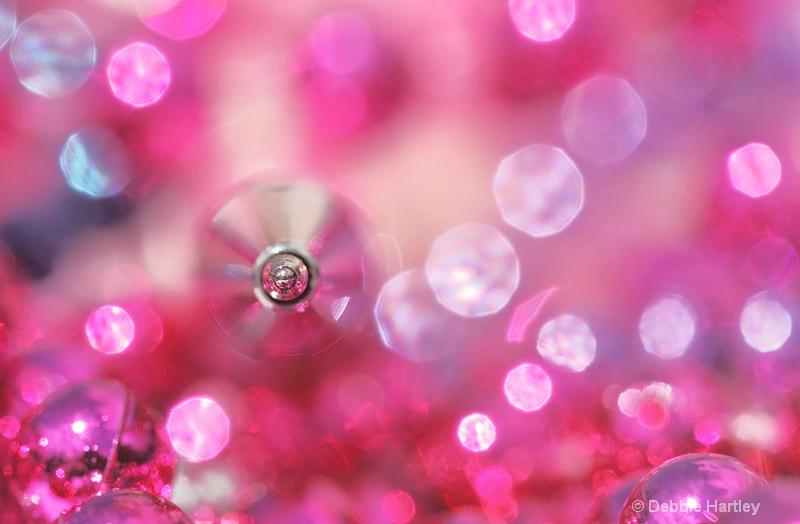 my sparkly pink pen - ID: 12695356 © Debbie Hartley