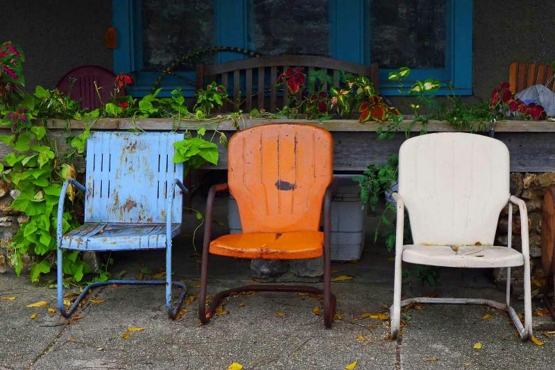 Blue Orange White - ID: 12699813 © STEVEN B. GRUEBER