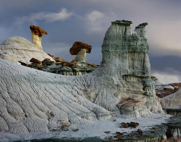 White Rocks GSENM