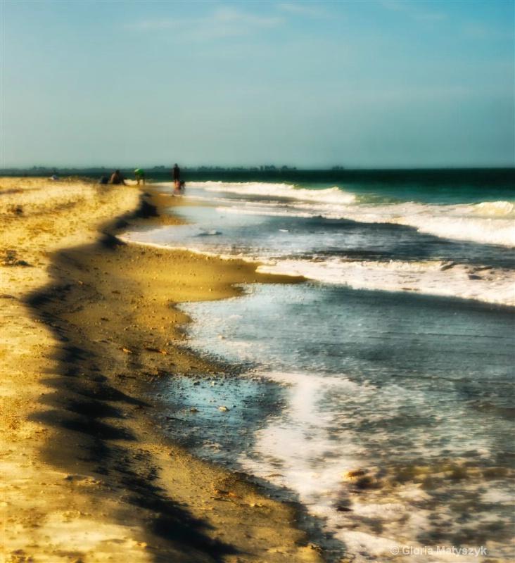 Treasure Island, FL beach