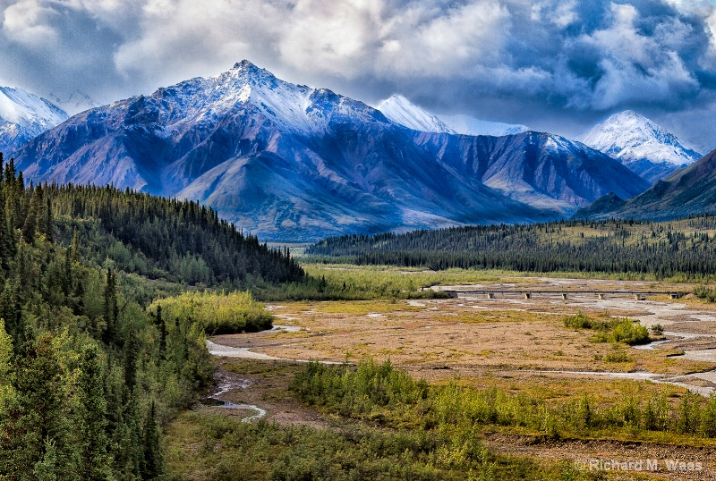 Denali National Park - ID: 12714036 © Richard M. Waas