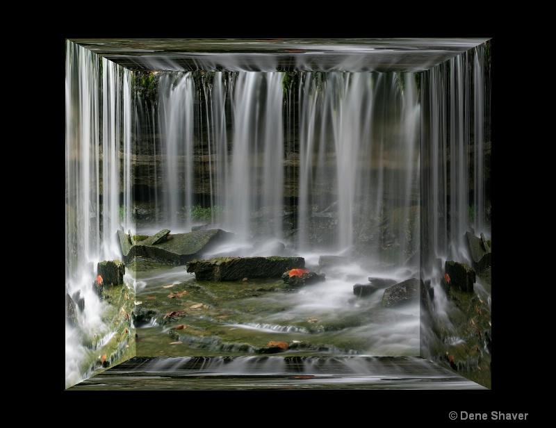 water fall box  - ID: 12714473 © Dene Shaver