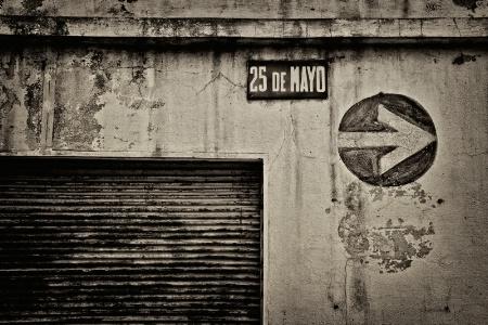 25 de Mayo street