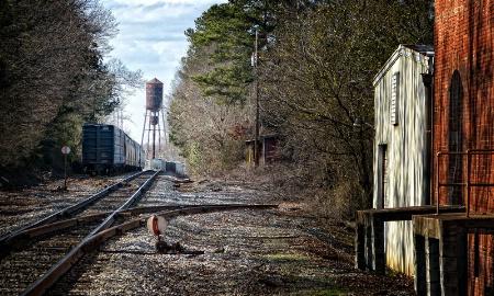 Tanner Rail Spur