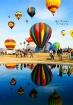 Balloons Rising