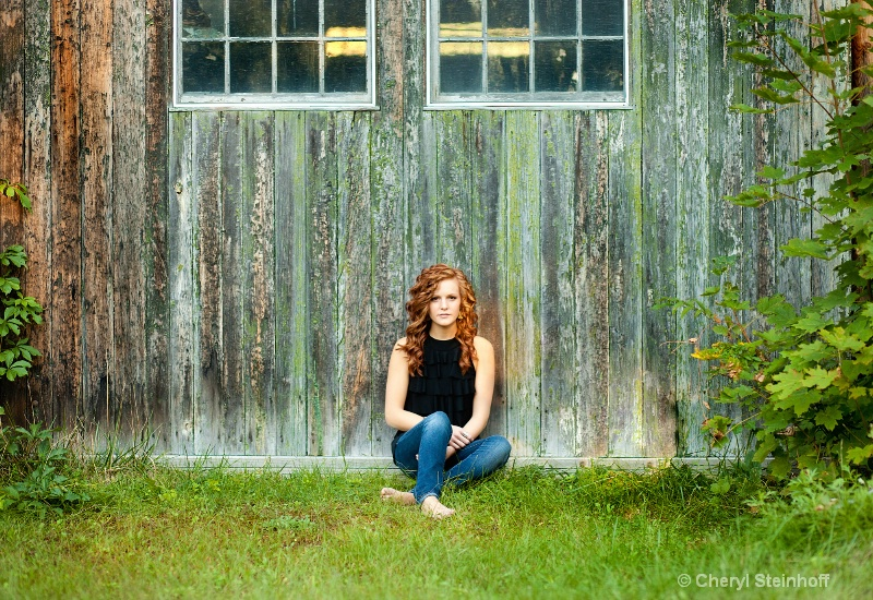Not a farm girl