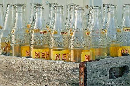 Nehi Bottles