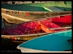 Colorful boats, M...