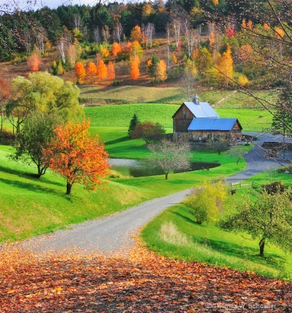 Sleepy Hollow Farm~Pomfret Vermont