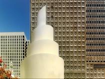 Thanksgiving Square - Dallas Texas  (2-D)