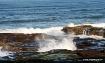 tide pool splash....