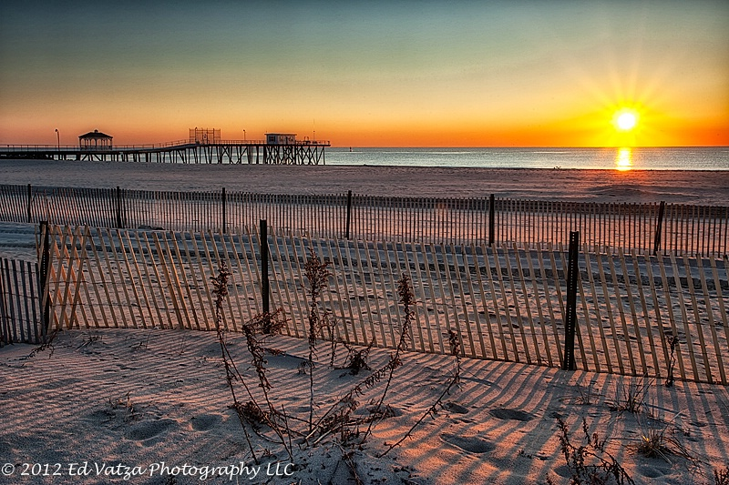 Sunrise: Belmar, NJ