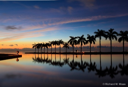 Deering Bay at Sunrise