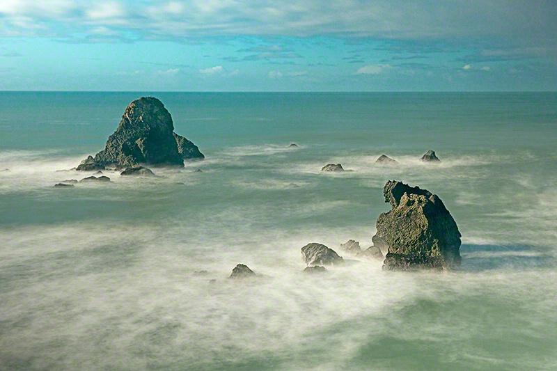 Ocean Stacks, Trinidad, California - ID: 12773264 © Carolina K. Smith