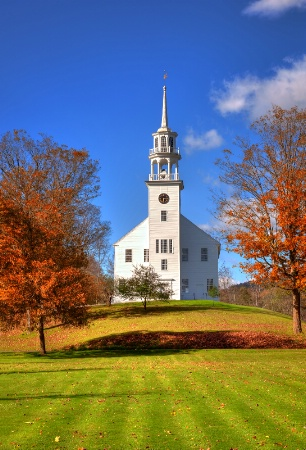 Strafford Church, Vermont
