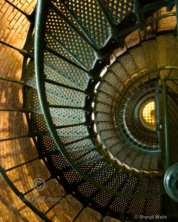 Currituck Stairs
