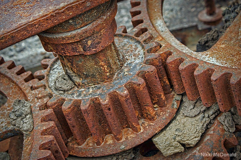 Clogs on Cogs