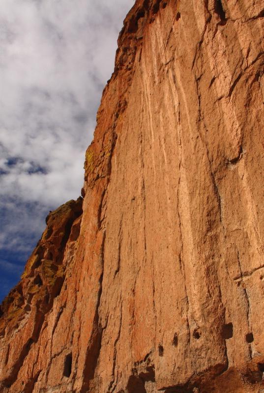 new mexico cliffs