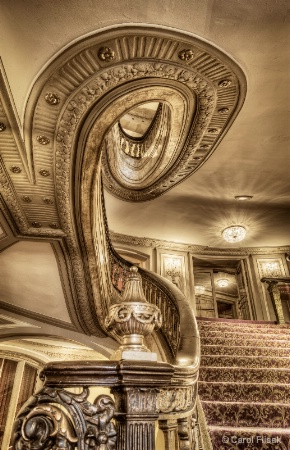 Spiraling Up 2 ~ Chicago Theater