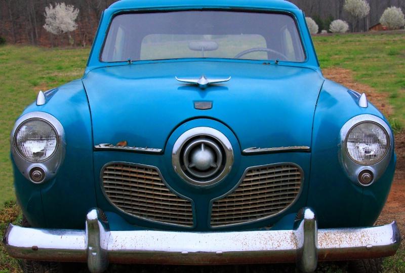 The Blue Streak Studebaker
