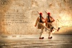 greek guards in a...