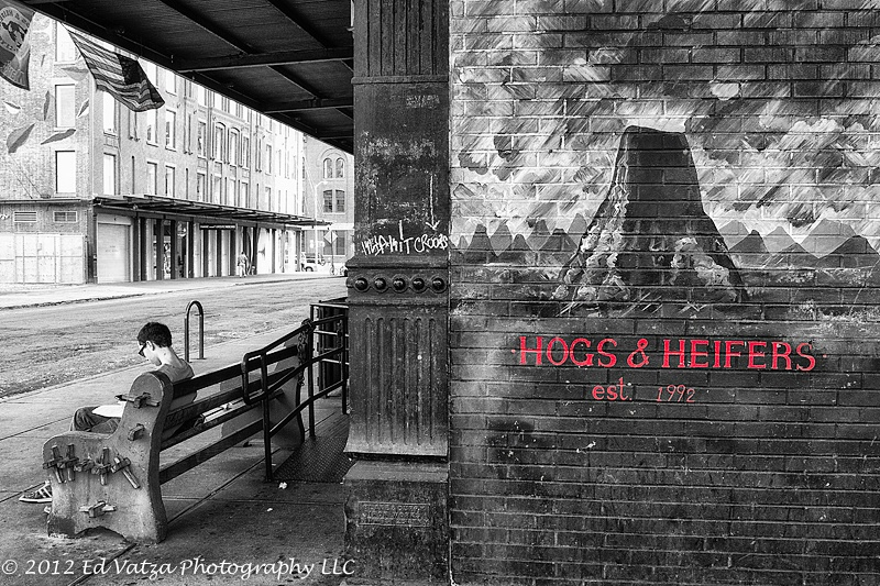 """Not the 'Hogs & Heifers"""" Type"""