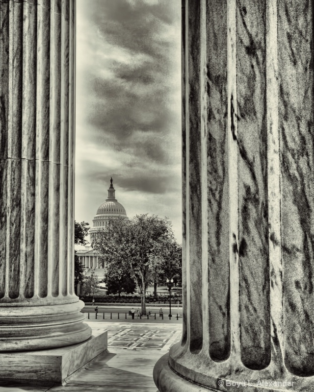 A Capitol View....