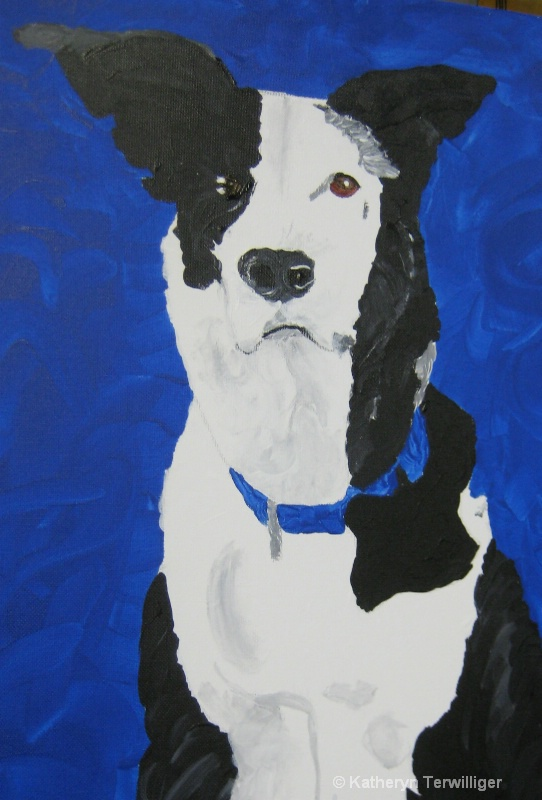 Favorite Picture of Patch Painted