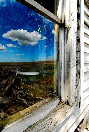 Abandoned Farm House on Hwy 283  10-2