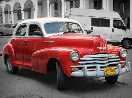 Pre-Embargo Havana Car (Cuba)