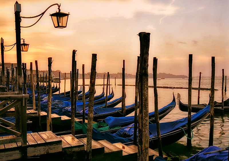 A New Day in Venice