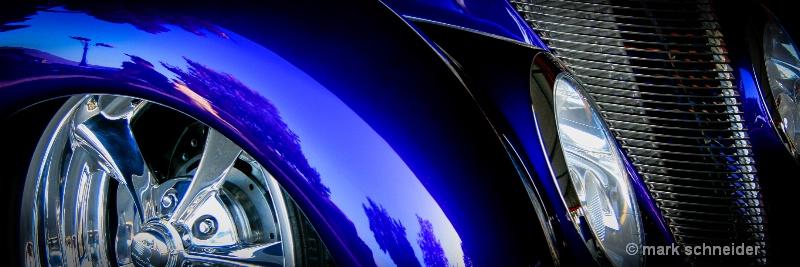 Blue streak - ID: 12866683 © Mark Schneider