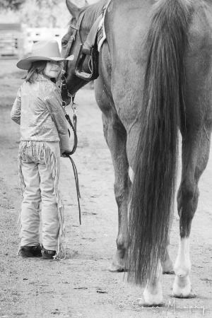 Mini Cowgirl