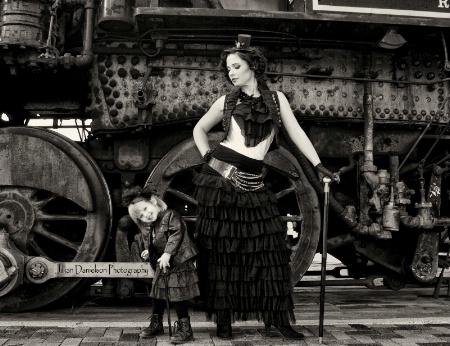 Steampunk Sassy