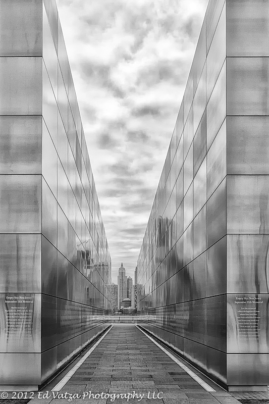 """Empty Sky: New Jersey September 11th Memorial"