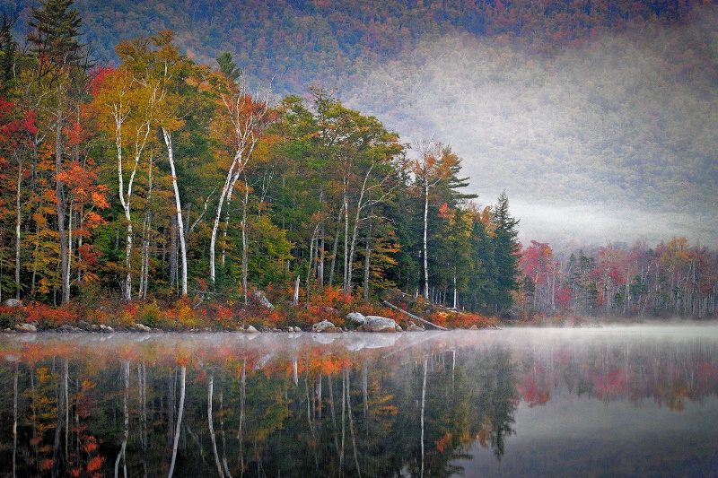 Sea Smoke, Evans Notch