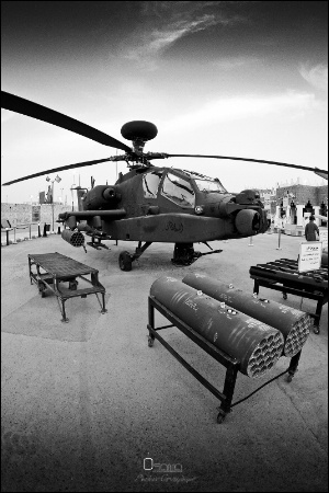 AH-64 Apache - Saudi air force