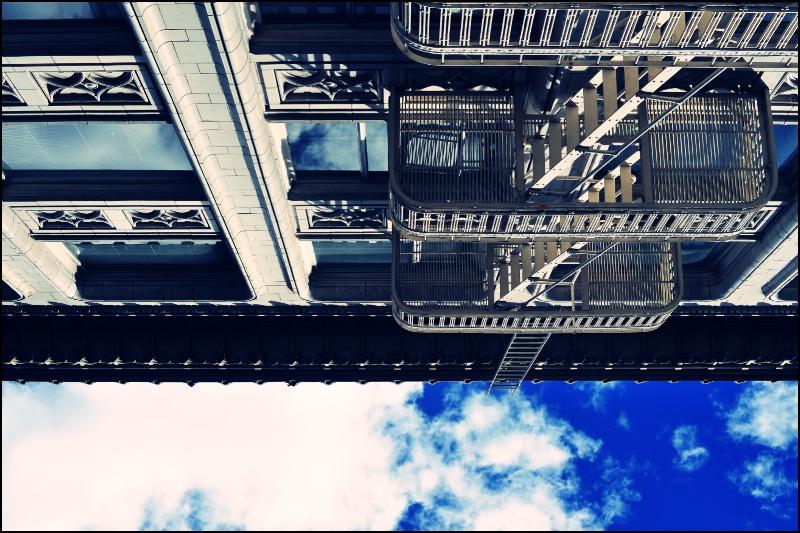 Escape Into the Clouds