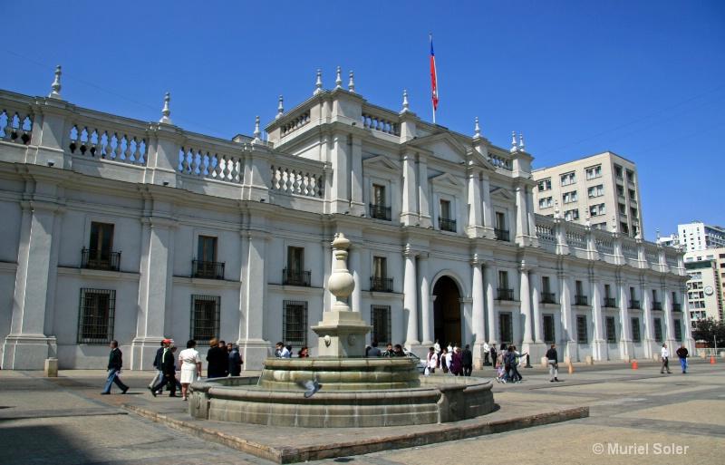 La Moneda - ID: 12892141 © Muriel Soler