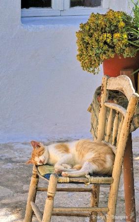 santorini slumber