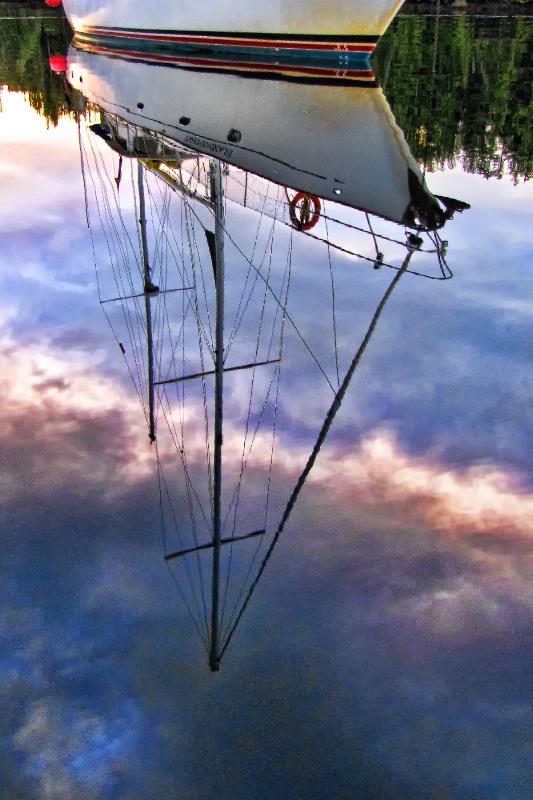 Time To Reflect - ID: 12905434 © Karen Celella